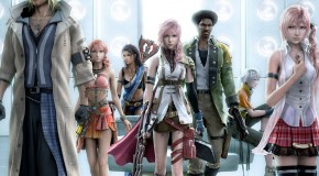 Final Fantasy XIII Trilogy Makes Its Way To PC
