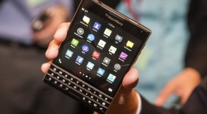 "Blackberry Still Searching For ""Wow Factor"" with Passport Phone"