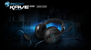 ROCCAT Announces The  Kave XTD Stereo Headset