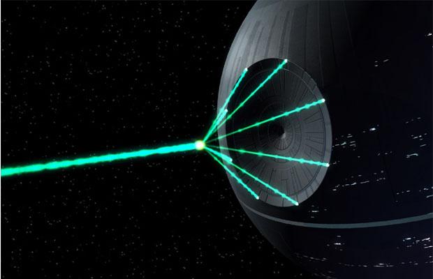 star wars VII Death Star