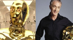 Anthony Daniels Talks the Return of C-3PO