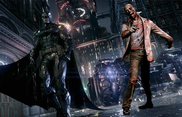Batman Zombies Mode