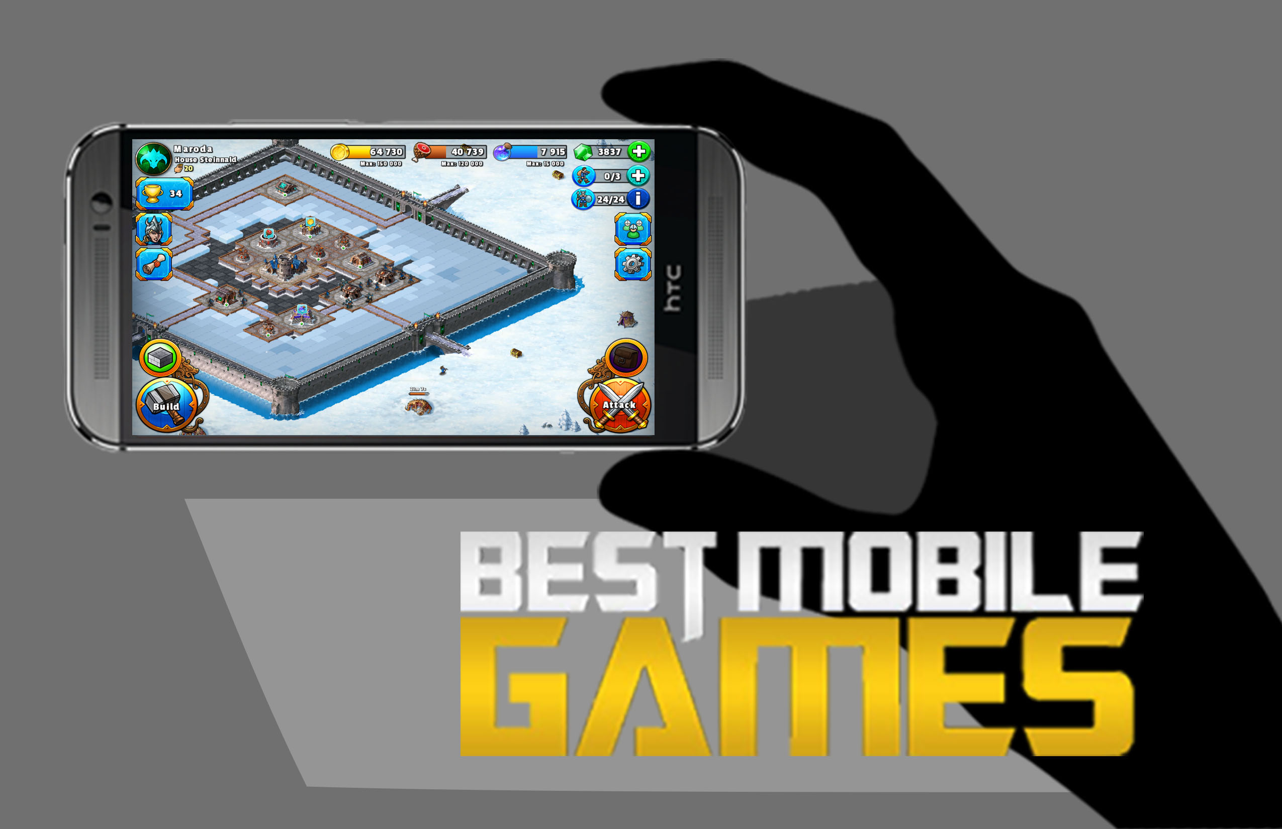 Top 10 mobile games of 2018 so far