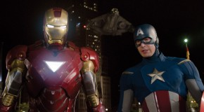 Robert Downey Jr. Supposedly Suiting Up as Iron Man for Captain America 3