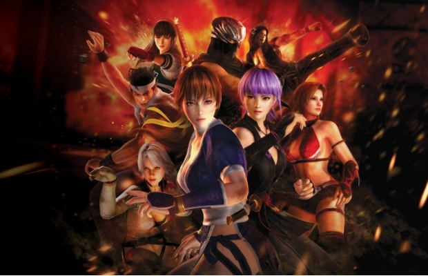 Dead or Alive 5- Last Round