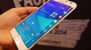Samsung Galaxy Note Edge Launching Next Month