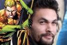 Jason Momoa Talks 'Aquaman' and 'Justice League' Movie