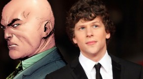 Jesse Eisenberg Lined Up for 'Suicide Squad'?