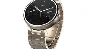 Moto 360 Gold Version Listed on Amazon