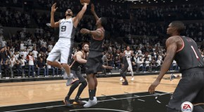 NBA Live 15 Preview: Controls, Gameplay & Real-Time Physics