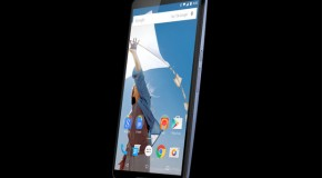 Is This a Look at the Nexus 6 Smartphone?