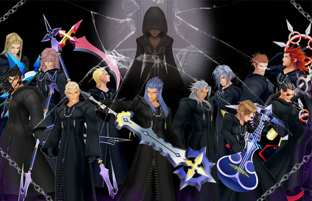 Organization XIII kingdom hearts