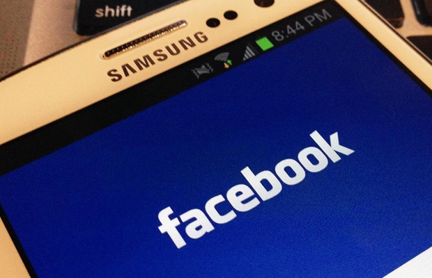Samsung Facebook phone
