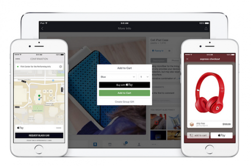 iOS 8.1 and Apple Pay Out Now