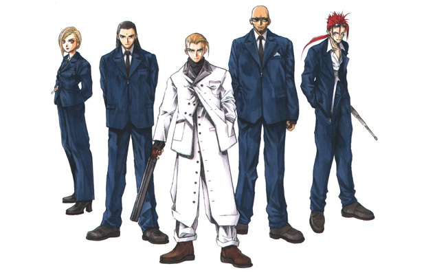 The Shinra Organization