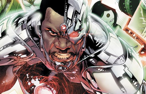 cyborg dawn of justice
