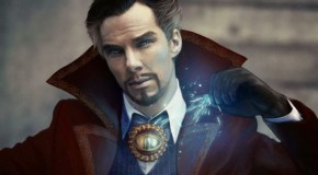 Marvel taps Benedict Cumberbatch as Dr. Strange
