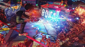 Achievements Breakdown–Sunset Overdrive