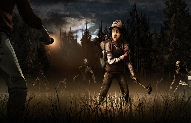 walking Dead Season 2 Telltale games