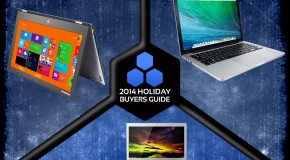 2014 Holiday Gift Guide: Top 10 Best Laptops