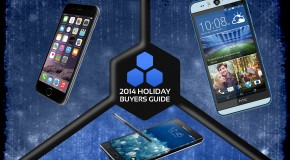 2014 Holiday Gift Guide: 10 Must-Have Smartphones for Christmas