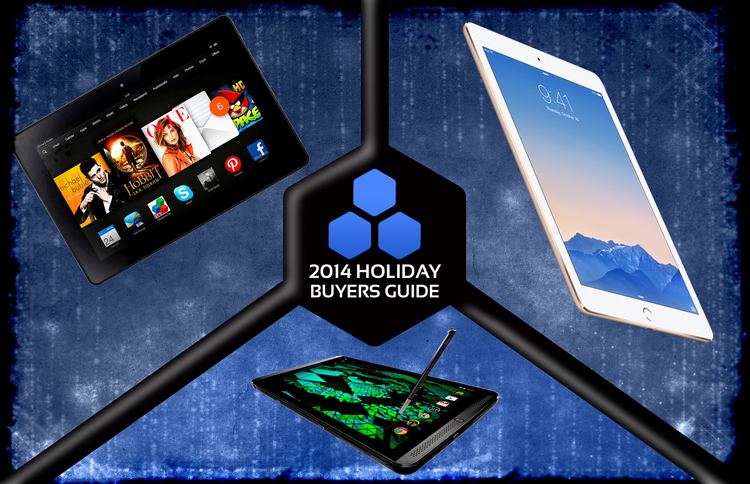 Best tablets 2014