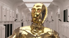 "C3PO Approves of ""Star Wars: Episode VII"""