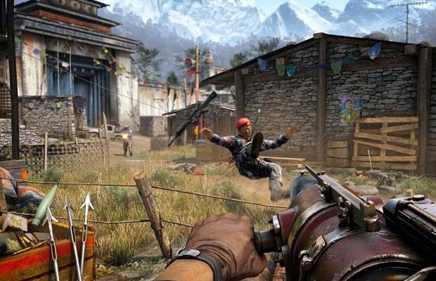 Far Cry 4 bugs