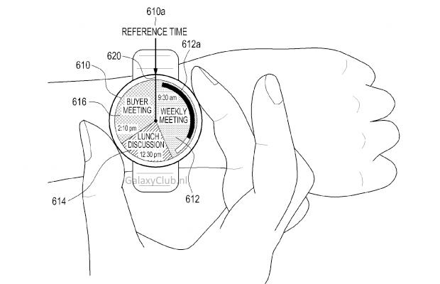 Samsung Smartwatch Ring