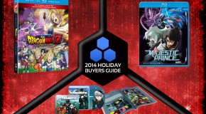 2014 Holiday Gift Guide: 10 Animes You Must Own This Season