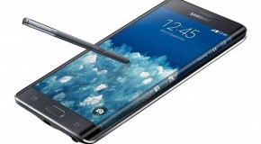 Samsung Galaxy Note Edge Set for US Launch in November 12