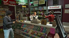 Watch an Hour of PS4 'Grand Theft Auto V' First-Person Mode