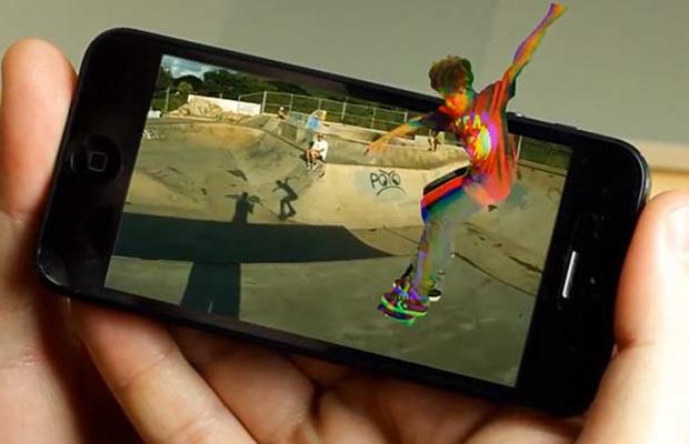iphone 3D smartphone