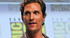 Matthew McConaughey Interested in a Comic Book Role