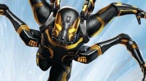 Yellowjacket Revealed in New 'Ant-Man' Artwork