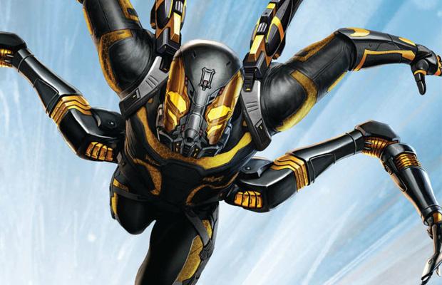 Ant-Man movie YellowJacket