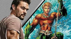 Jason Momoa Signs On for Four Films as Aquaman