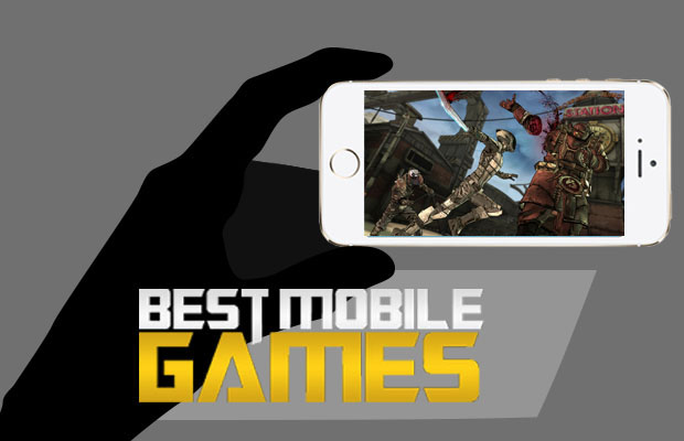Best Mobile Games December 2014