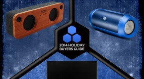 2014 Holiday Gift Guide: 10 Best Wireless Speakers