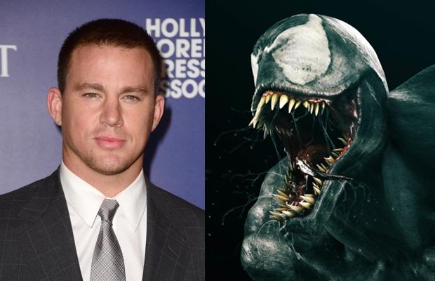 Channing Tatum Venom Sinister Six