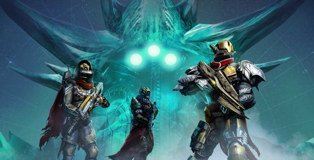 Destiny, activision, The Dark Below, Heroic Strikes, DLC