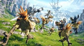 Final Fantasy XIV Reaches 2.5 Million Registered Accounts