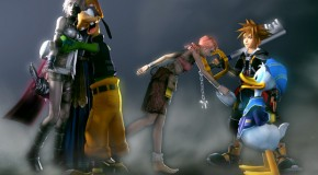 Older Kingdom Hearts Games Coming to Next-Gen Consoles
