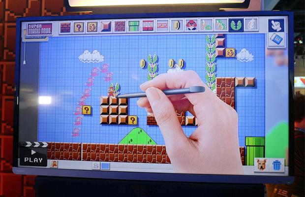 Mario Maker 2015