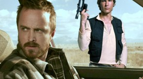 Aaron Paul to Join Planned Star Wars Spin-off?