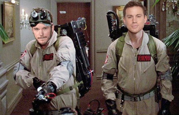 ghostbusters spinoff