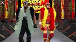 2K Announces New DLC Content for WWE 2K15