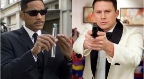 Sony Considering a '21 Jump Street/Men in Black' Crossover?