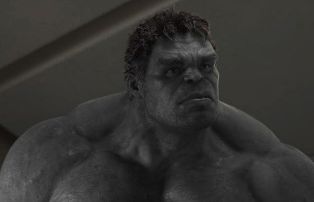 Age of Ultron Hulk Grey