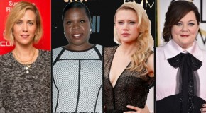 All-Female Cast for 'Ghostbusters' Reboot Becomes Official